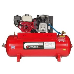 TBDSIP150PES - Airmate Ishp5.5/150 Honda Engine Petrol Compressor Electric Start