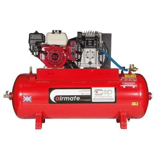 TBDSIP150PES - Airmate Ishp5.5/150 Honda Engine Petrol Compressor Electric Start