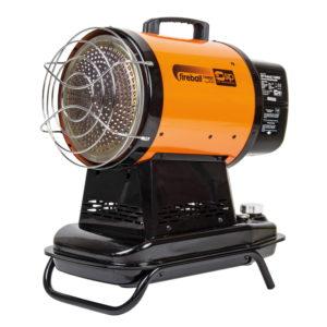 09311 SIP Fireball 74XRDT Infrared Diesel Heater from Tyre Bay Direct