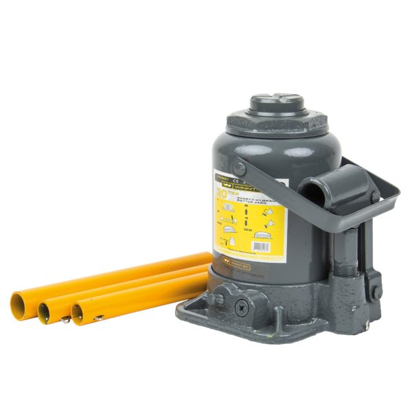 TBDBJLE20T - 20 Ton Low-level Bottle Jack