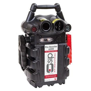 SIP 6200 12v/24v Professional Battery Booster [SIP 07174]