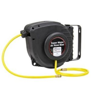 HR816 - 12m Retractable Air Line Reel with 8mm Id