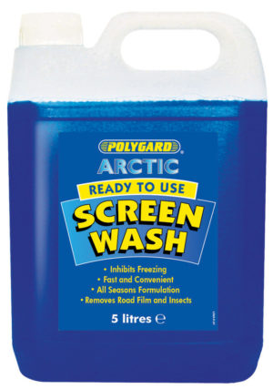 Screen Wash