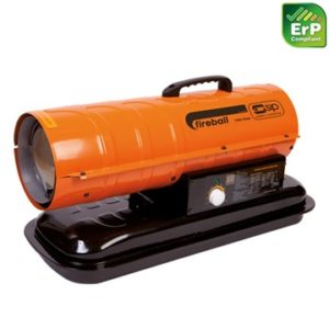SIP Fireball 75XD Diesel/Paraffin Space Heater [SIP 09562]