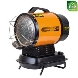 SIP Fireball 74XRDT Infrared Diesel Heater [SIP 09311]