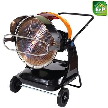 SIP Fireball 1822 Infrared Diesel/Paraffin Heater [SIP 09312]