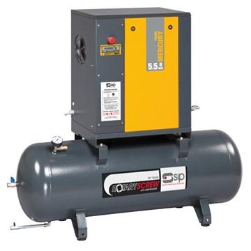 SIP Mercury Tronic 5.5-08-270 Screw Compressor