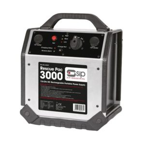 SIP Rescue Pac 3000 Battery Booster (12v/24v) [SIP 03937]