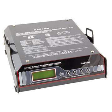 SIP 100A Battery Support Unit & Charger [SIP 03561]