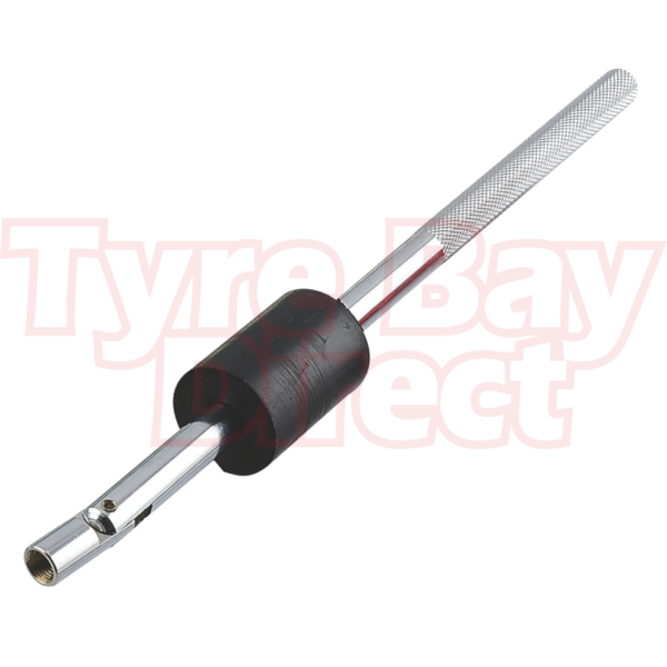 Chrome Coated Valve Installation Tool Screw-On Type