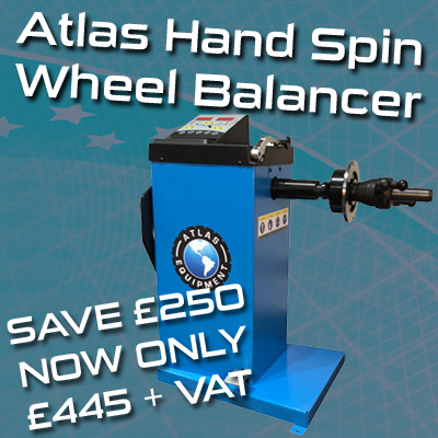 Atlas WBHS Wheel Balancer - Black Friday