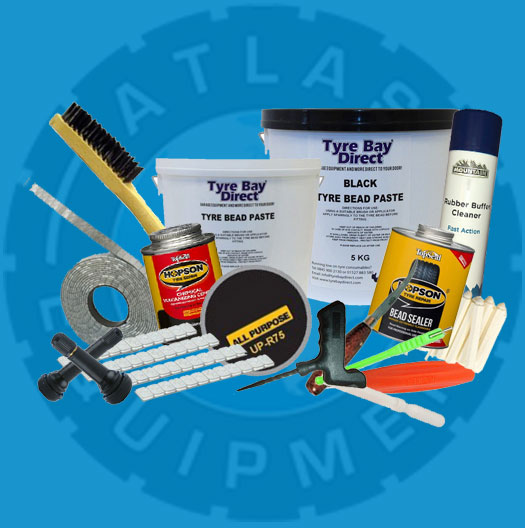 Atlas Consumables Package Contents
