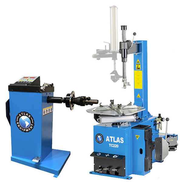 Atlas Hand Spin Swing Arm-Package Assist Arm Optional