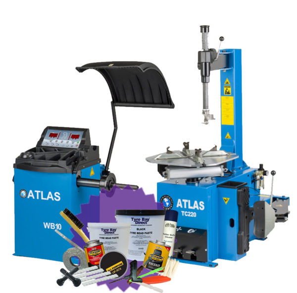 Atlas Swing Arm now with free consumables