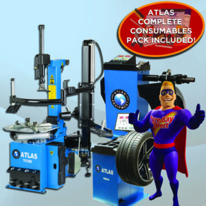 Atlas TC320 Package Offer
