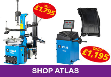 Atlas Tyre Machines