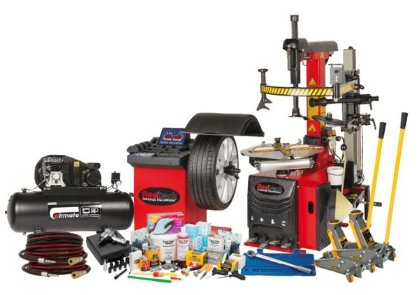 Complete Starter Package - Complete Starter Tyre Equipment Package