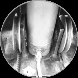 Dual hydraulic cylinders