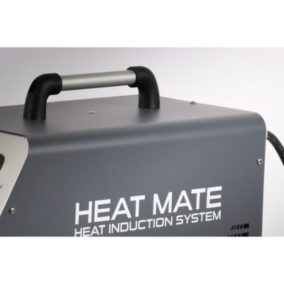 Small, compact and easy to use heat induction system.