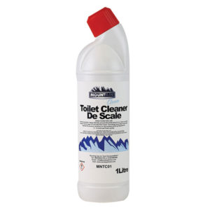 Toilet Cleaner De Scale