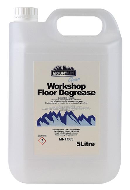 Floor Degreaser