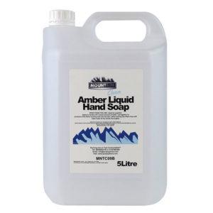 Amber Ind Liquid Hand Soap