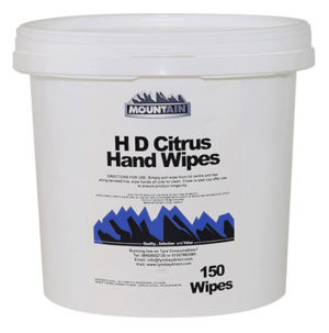General purpose Citrus Hand Wipes