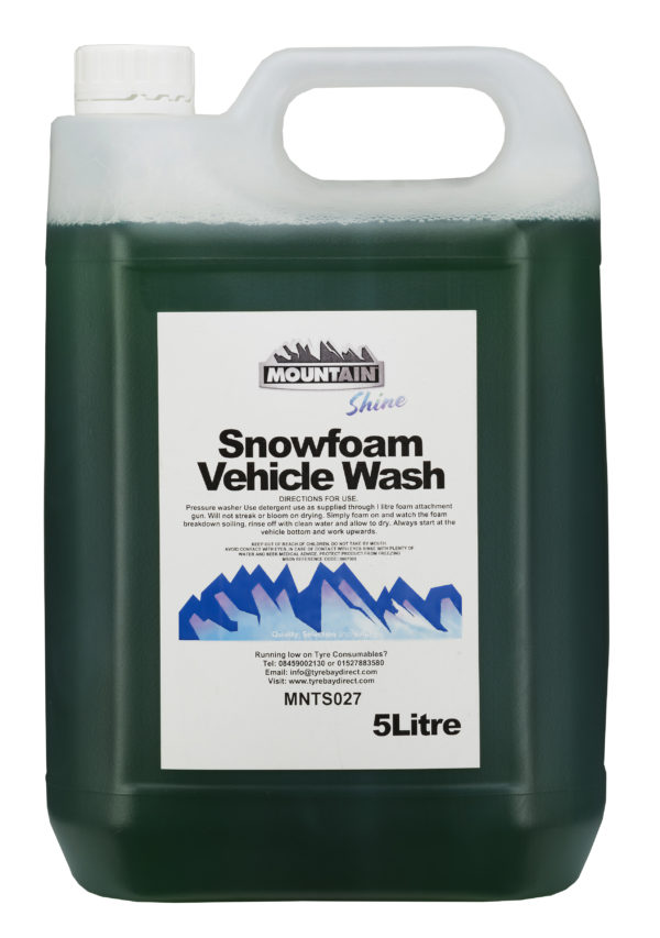Snowfoam Vehicle Wash Concentrate