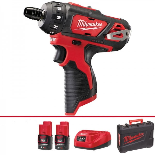 M12 Sub Compact Screwdriver Kit
