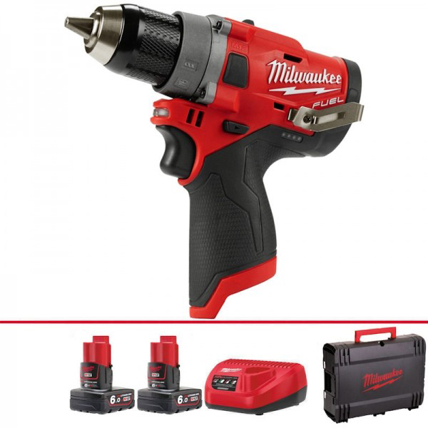 M12 Fuel Drill/ Driver Kit