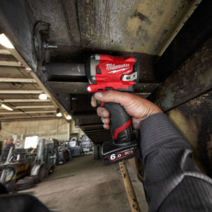 M12 Fuel Impact Wrench 1/2in Dr - Naked