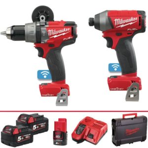 M18/M12 One Key Combi & Fuel Impact Driver