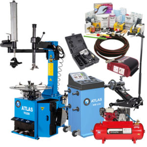 Discover the Atlas Mobile Tyre Fitting Package now with the updated TC220 plus tyre changer.
