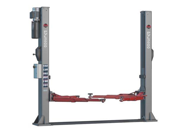 2 post vehicle lift