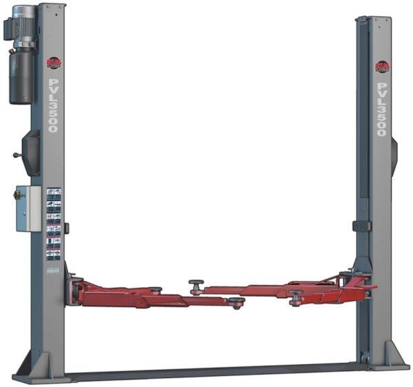 PLV3500 2 Post Vehicle Lift