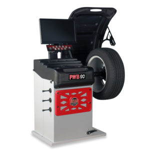 Atlas Platinum PWB90 Wheel Balancer