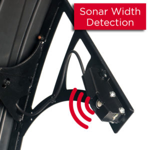 WB90 with Sonar Width Detection
