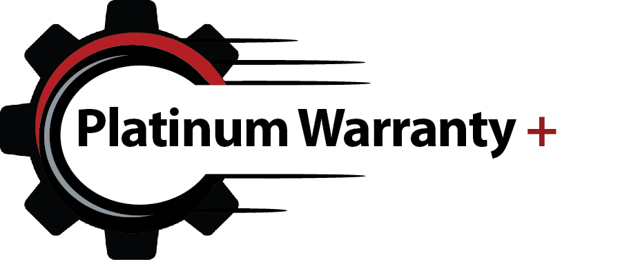 Premium Warranty+ logo for Atlas Equipment
