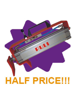 Pneumatic tyre spreader half price offer