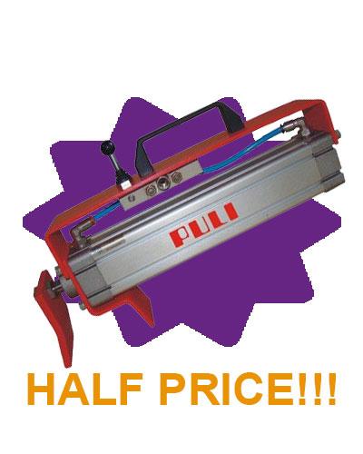 Pneumatic tyre spreader half price offer