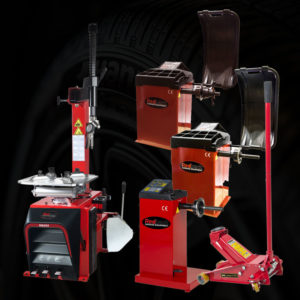 Redback Tyre Changer and Balancer Bundle