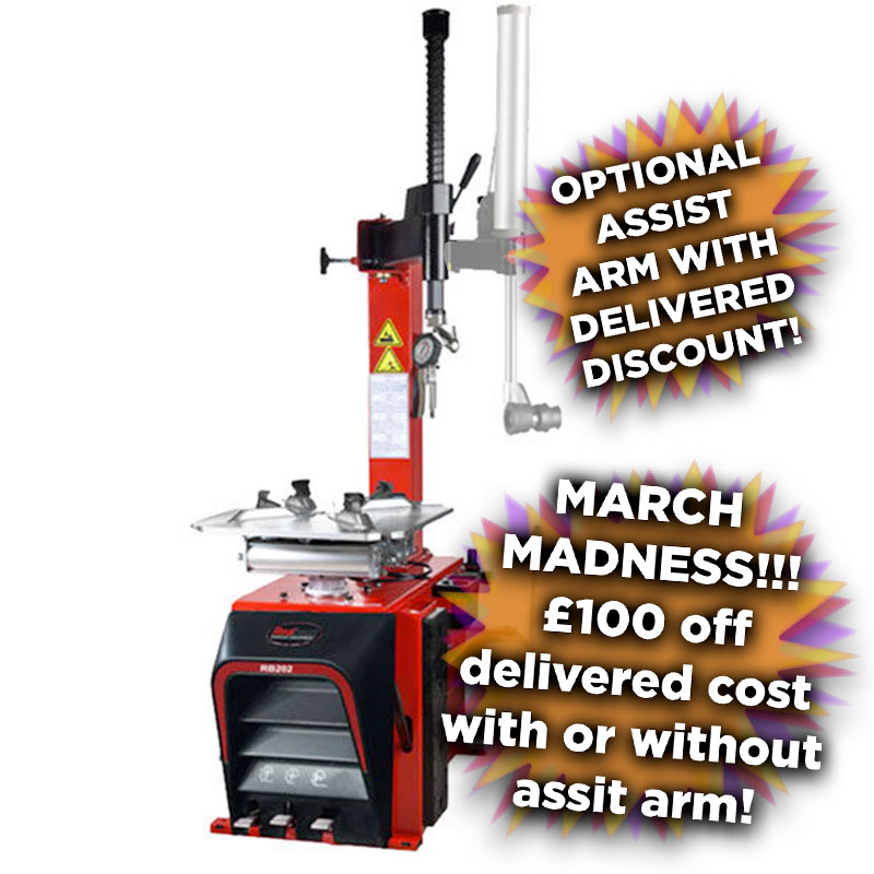 RB202 March madness offer