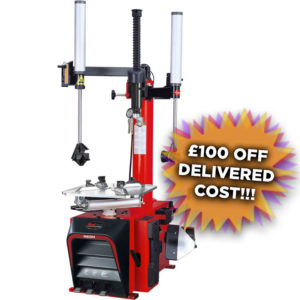 RB204 tyre changer with offer