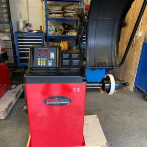 Revive your wheel balancing services with the Redback by Unite RB800-36 wheel balancer - now available with free delivery at an incredible price.