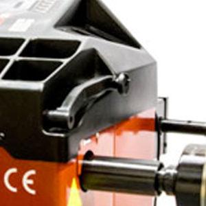 Redback 800 wheel balancer machine measuring arm