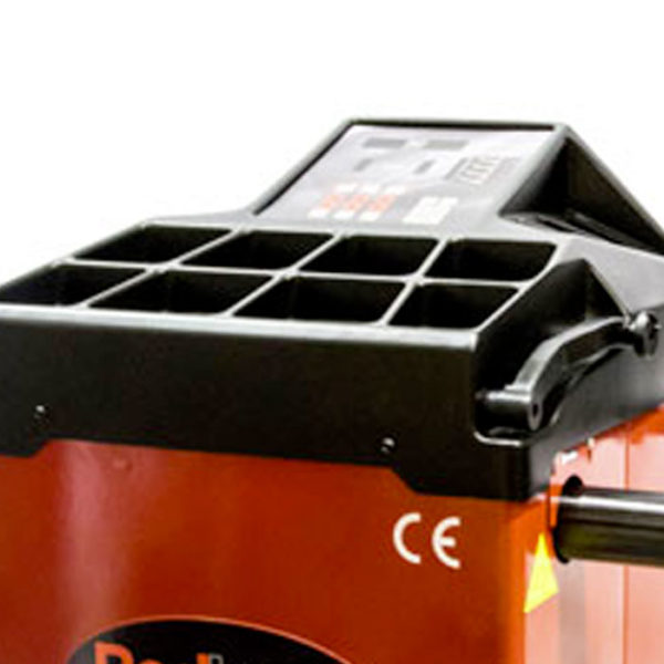 Redback 800 wheel balancer machine weight tray & screen