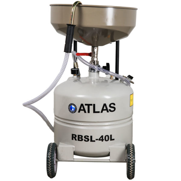 40 Litre Oil Drainer from Tyre Bay Direct.