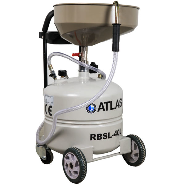 40 Litre Oil Drainer for garages from Tyre Bay Direct.
