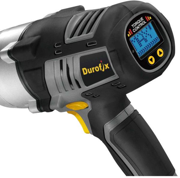Durofix 20V 1/2 inch Brushless Impact Wrench Kit