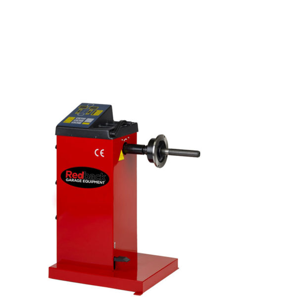 Redback 109 hand spin wheel balancer